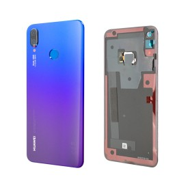 Huawei P Smart+ Battery Cover + Fingerprint Originale