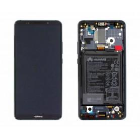 LCD Touchscreen incl. Battery - Grey, Huawei Mate 10 Pro