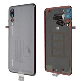 Huawei P20 Pro Battery Cover Original Black