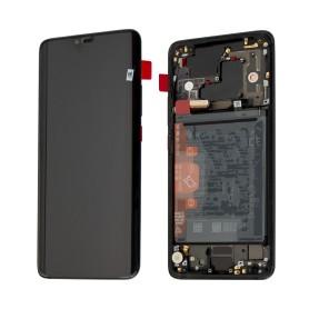 Huawei Mate 20 Pro LCD écran + Touch + Frame + Battery Originale noir