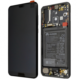 Huawei P20 Pro LCD Display & Touchscreen Original black