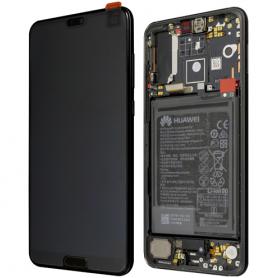 Huawei P20 Pro LCD Display & Touchscreen Original blue