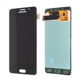 LCD Display Samsung A510F Galaxy A5 2016 Original full set black SERVICE PACK