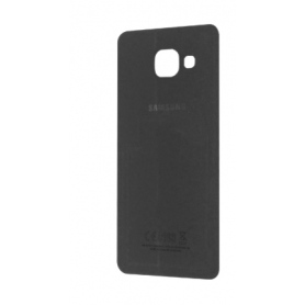 COUVERCLE ARRIERE OCCASION  Samsung A510F Galaxy A5 2016 NOIR ORIGINAL