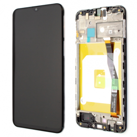 LCD Display Samsung M205F Galaxy M20 Original full set Black SERVICE PACK