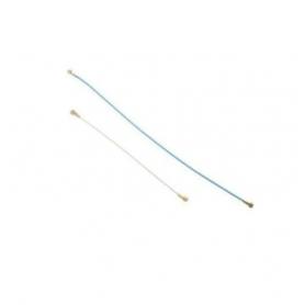 Câble d'antenne blanc pour Samsung Galaxy A10