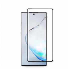 "Verre trempé Samsung Galaxy Note 10 ""FULL GLUE """