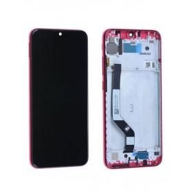 LCD TOUCHSCREEN NEBULA RED XIAOMI REDMI NOTE 7