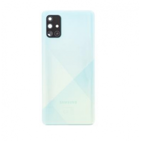 GH82-22112C Rear Glass Cover - crush blue Galaxy A71 SM-A715F