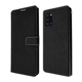 """Star-Case ® Book Case """"Soul"""" pour Samsung A715F A71 BLACK"""