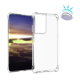 """""""OKKES"""" """"JUMP"""" pour Samsung G998F Galaxy S21 Ultra Clear"""