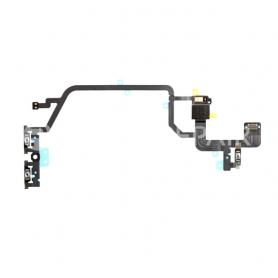 Flex Cable Power volume +/- Pour iPhone XR