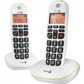 TELEPHONE FIXE DORO PHONEEASY 100W DUO
