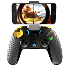 iPega 9118 Bluetooth Controleur de jeu Golden Warrior /Fortnite/PUBG Android