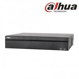 NVR DAHUA 32 VOIES non PoE UHD 4K  NVR608-32-4KS2 DAHUA - NVR 32 VOIES 4K - 8HDD