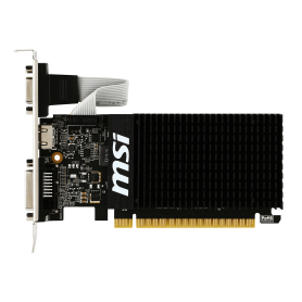 MSI Carte graphique GeForce GT 710 1GO