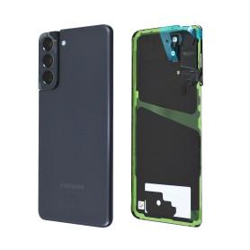 Samsung G991B Galaxy S21 Couvercle pour batteries Originale Gris