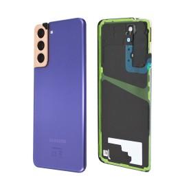 Samsung G991B Galaxy S21 Couvercle pour batteries Originale Violet