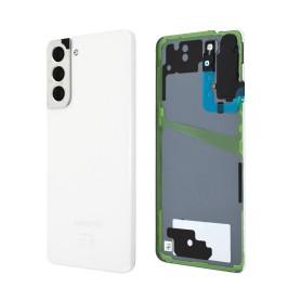 Samsung G991B Galaxy S21 Couvercle pour batteries Originale Blanc