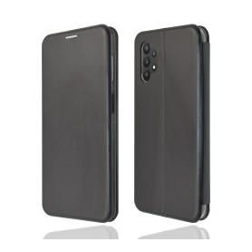"""OKKES"" Book Case ""Osaka"" pour Samsung A326B Galaxy A32 5G noir"