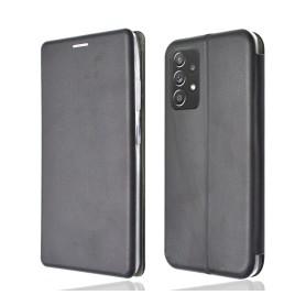 """OKKES"" Book Case ""Osaka"" pour Samsung A526B Galaxy A52 5G noir"