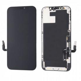 LCD Touchscreen - Black, (Refurbished) for model iPhone 12 Mini