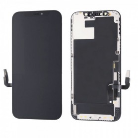 Ecran Original APPLE noir, (Refurbished) pour iPhone 12 et  iPhone 12 Pro