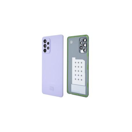 Samsung A525F, A526B Galaxy A52 4G / 5G Couvercle pour batteries Originale Awesome Violet