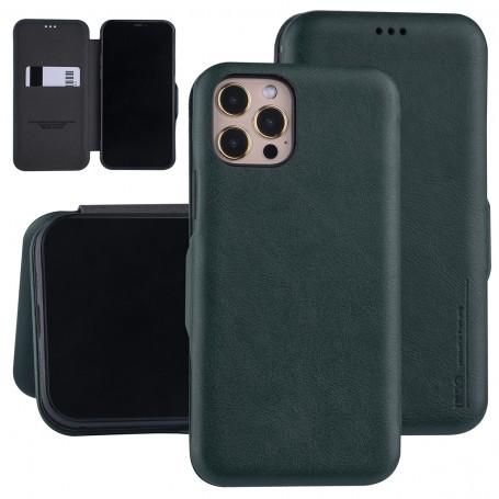 Coque pour iPhone 12 et 12 Pro couleur vert