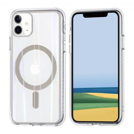 Coque iPhone 11 couleur dorée
