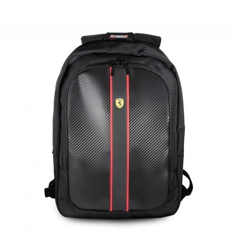 Sac à dos Ferrari Couleur noir 15' ordinateur portable