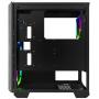Boitier Moyen Tour ATX Xigmatek Beast RGB avec panneaux vitrés (Noir)