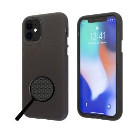 """""""OKKES"""" """"Guard 02 serie"""" pour Apple Iphone 11 (6,1) noir"""