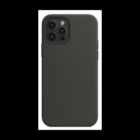 Coque Silicone Noir pour iPhone 12 Pro Max