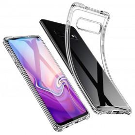 Coque de protection Silicone transparent Samsung S10